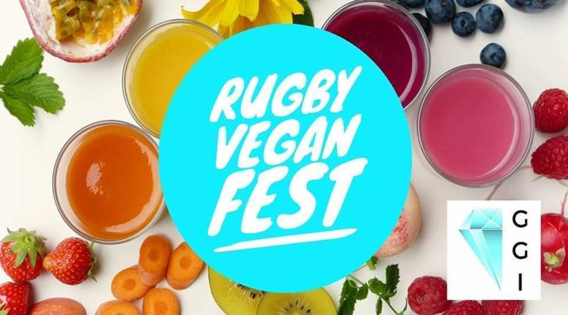 Rugby Vegan Fest is back by popular demand this April