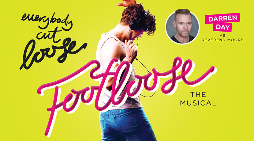 Darren Day to join cast of Footloose The Musical at the Regent Theatre