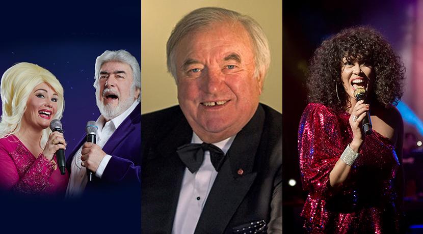 Three brand new shows on sale at Wolverhampton Grand Theatre