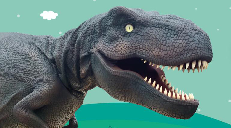 Wolverhampton Racecourse to host Dinosaur Family Fun Raceday