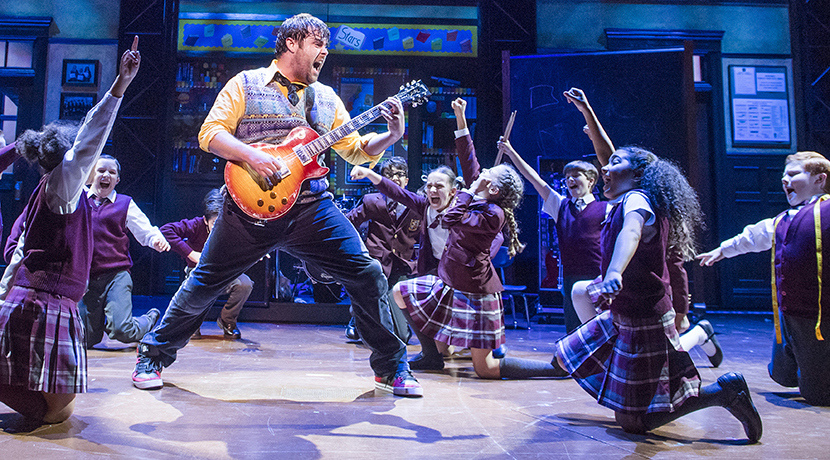 School of Rock The Musical comes to Wolverhampton