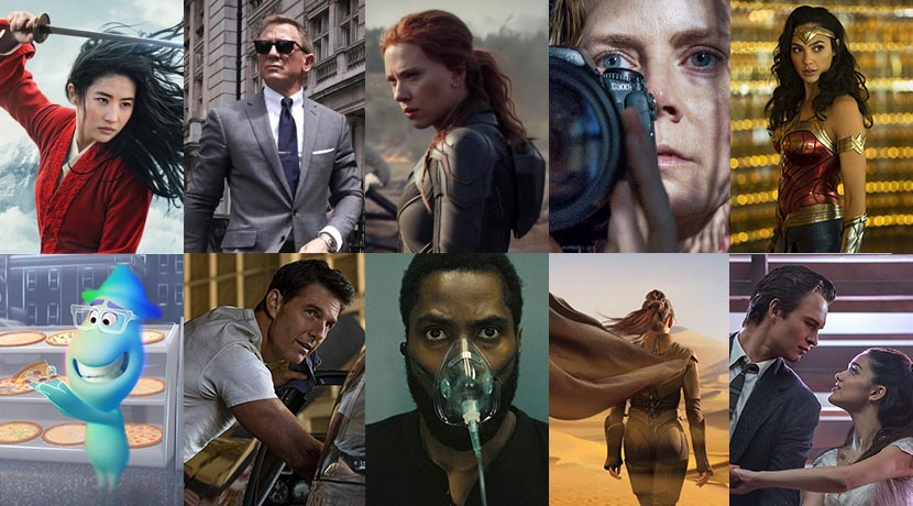 The Top Ten Most Anticipated Films of 2020
