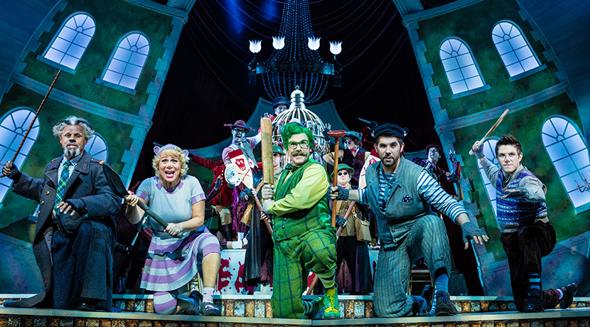 The West End production of The Wind in the Willows streaming online for free