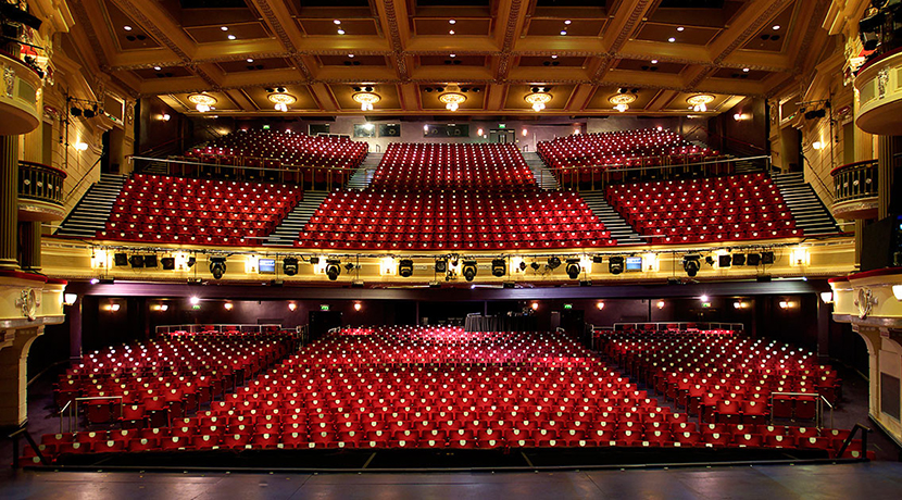 Midlands theatres welcome government's £1.57billion funding