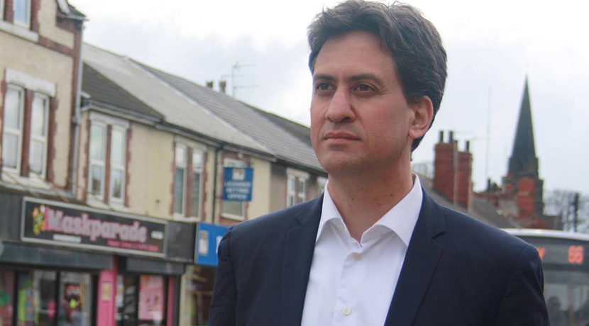 Ex-Labour leader Ed Miliband returns to frontline politics