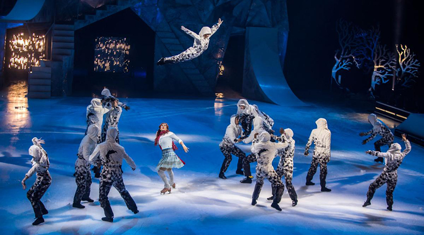 Cirque Du Soleil stream 60-minute ice special for fans to enjoy online for free