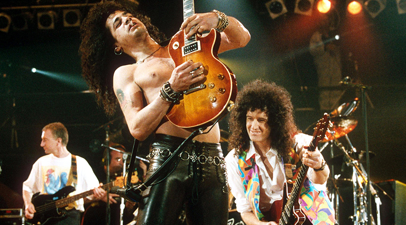 Queen to stream 1992 Freddie Mercury tribute concert to raise money for Covid-19 relief