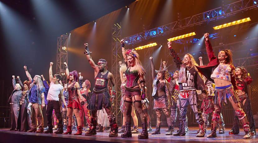 Major musicals visiting the Midlands region rescheduled for 2021