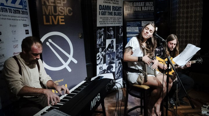 New autumn date for long-established Midlands jazz festival