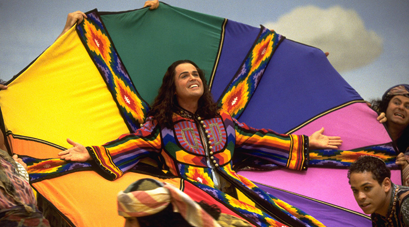 Joseph and the Amazing Technicolor Dreamcoat streamed for free this Friday