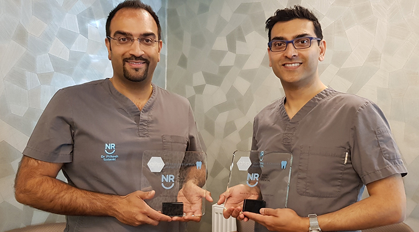 All smiles for Bromsgrove's New Road Dental practice with national award win