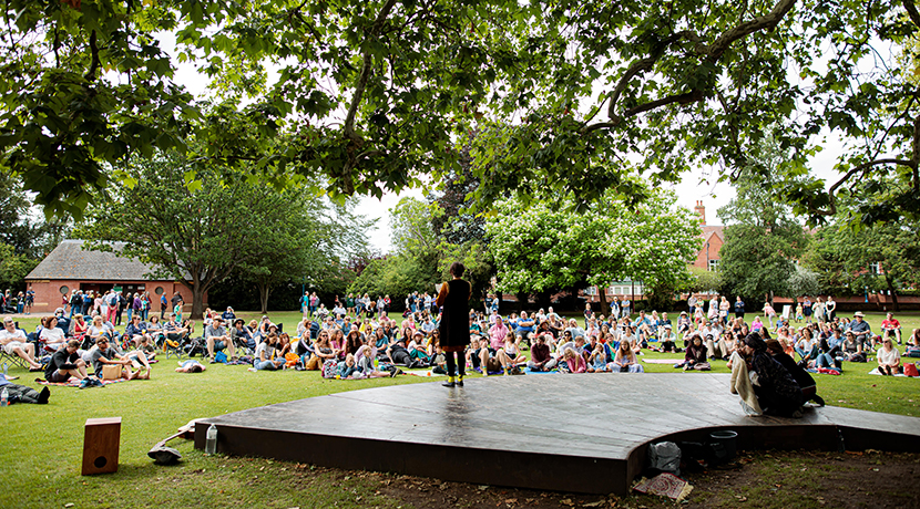 The RSC to extend pop-up outdoor performances throughout September