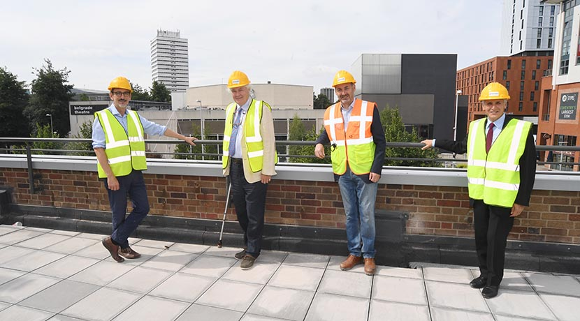 The Telegraph Hotel to bring swagger to Coventry