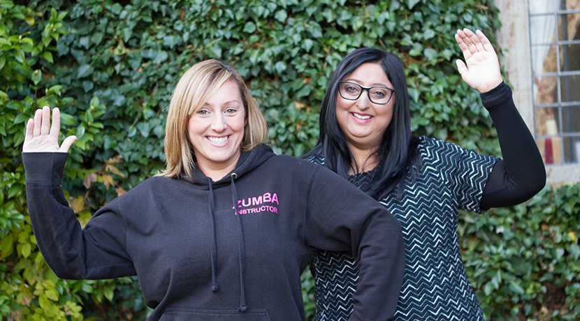 Nuneaton Zumba business proves to be a hit