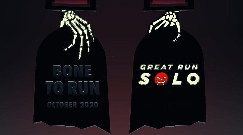 Great Run launch Halloween-themed virtual running challenge