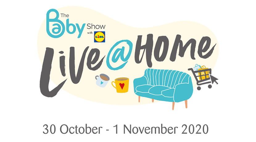 Win tickets to The Baby Show Live@Home!