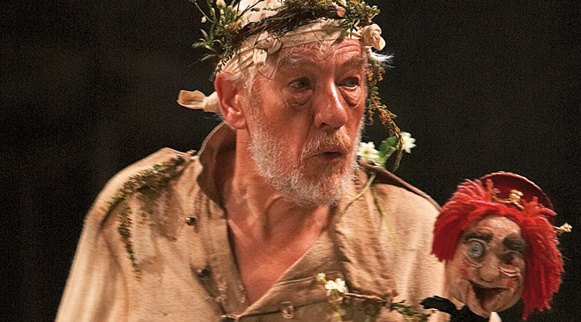 Talking Shakespeare returns with Ian McKellen, Helen Mirren & David Oyelowo