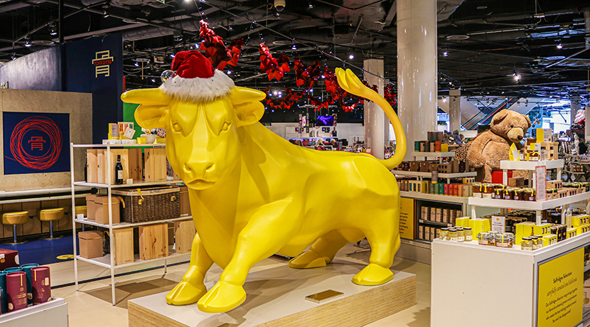 Selfridges has plenty of festive events to keep the family entertained this Christmas