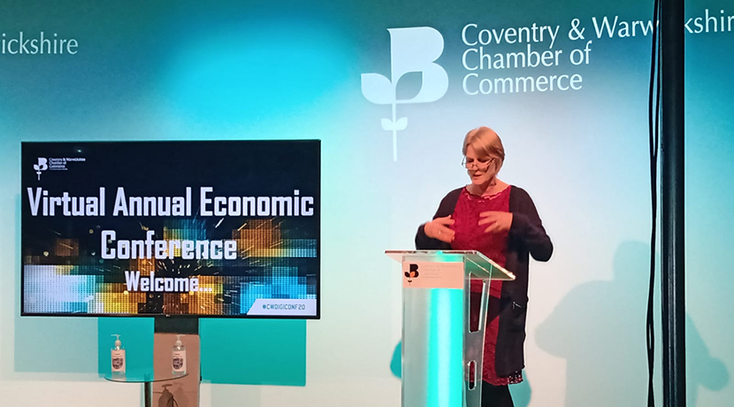 Government urged to bridge the gap between crisis and recovery at regional economic conference