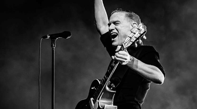 Bryan Adams to play Telford Town Park in 2021