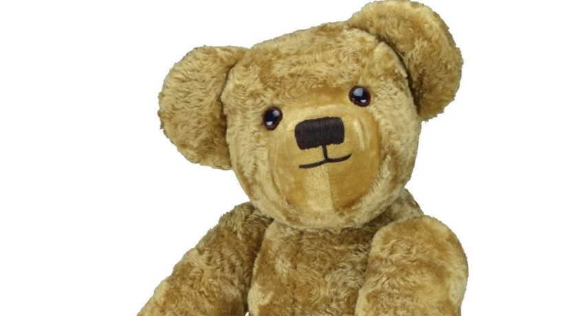 Giant version of Christopher Robin's Edward Bear launched by Shropshire teddy-bear company