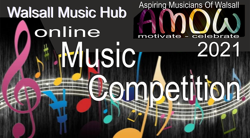 Walsall Music Hub launches Aspiring Musicians Of Walsall competition