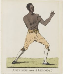 Friday Lates: Slavery Remembrance Day: Bill Richmond - Britain's Forgotten Pugilist