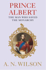Lunchtime Lecture: Prince Albert: The Man Who Saved the Monarchy with A.N. Wilson