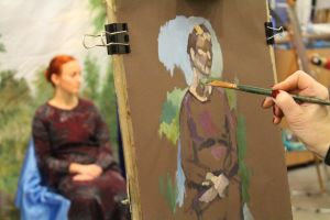Weekend Workshop: Portrait Painting for the Petrified