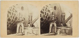 Friday Lates: Famous and anonymous Victorians in the Stereoscope with Denis Pellerin