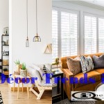 Home Décor Trends in 2018