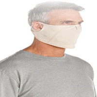 Coolibar UPF 50 Men s Women s Blackburn UV Mask yyhfet