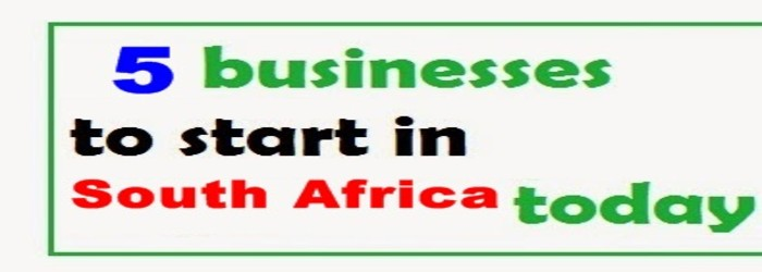 2019 Best Small Scale Profitable Business Ideas In S  Africa