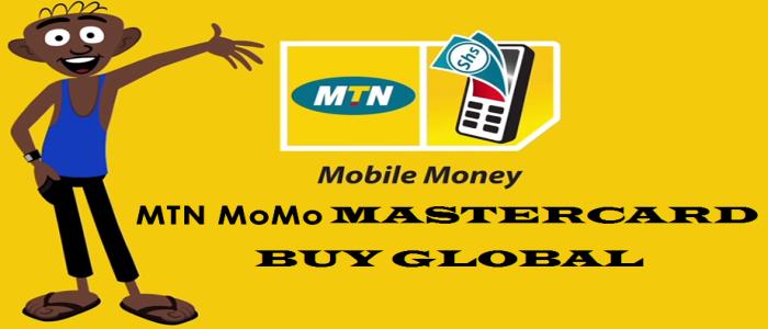 How to Get Free MTN Uganda Virtual Mastercard [Momo Card