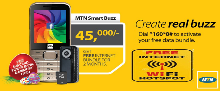 MTN Smart Buzz Phone Reviews, Price and Specs | Thekonsulthub com