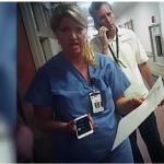 Salt Lake City Police Video Shows Nurse Arrest