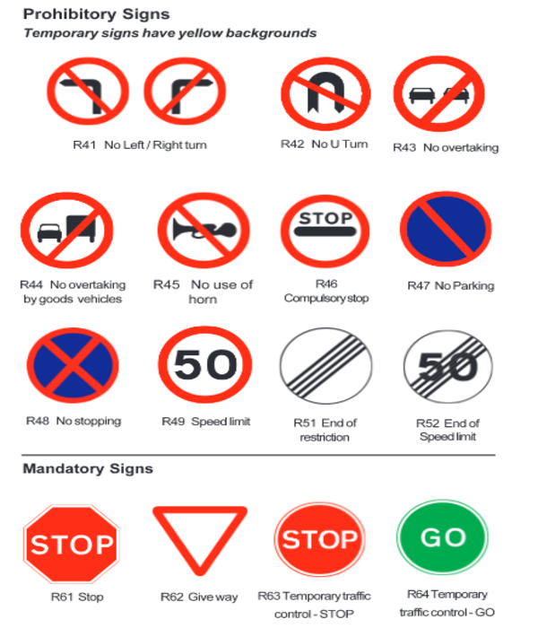 Prohibitory