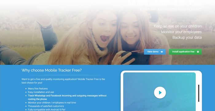 Mobile Tracker Free Download & Reviews   Thekonsulthub com