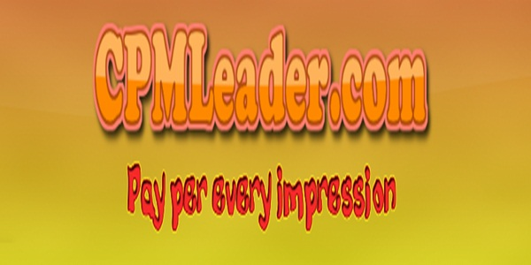 CPMLeader com Review - Legit Or Scam? Is It The Top Pay Per