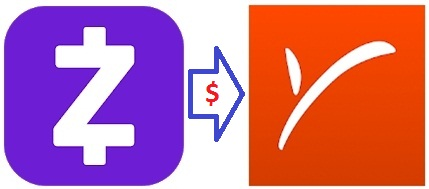 Zelle to Payoneer money transfer
