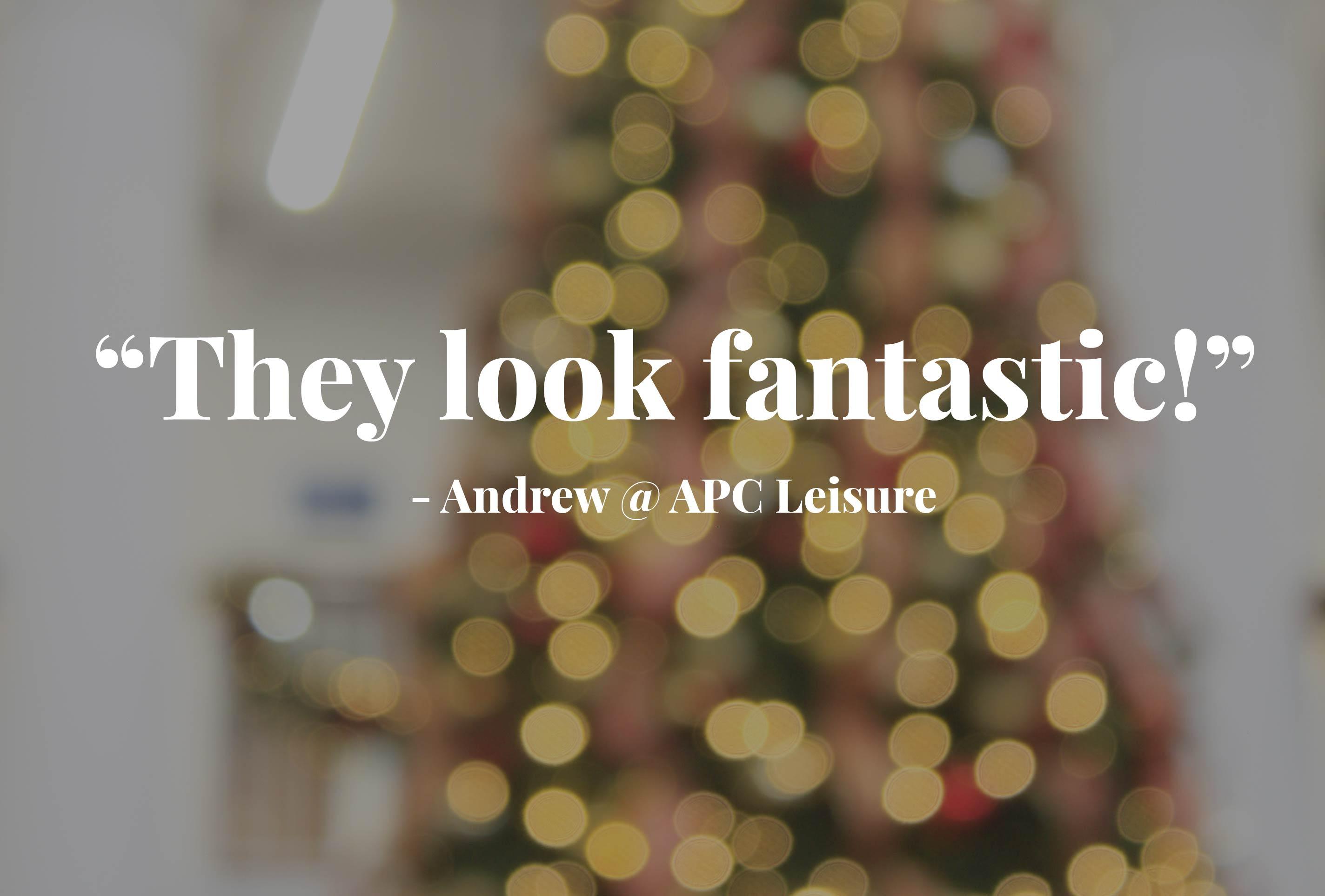 Andrew APC Leisure
