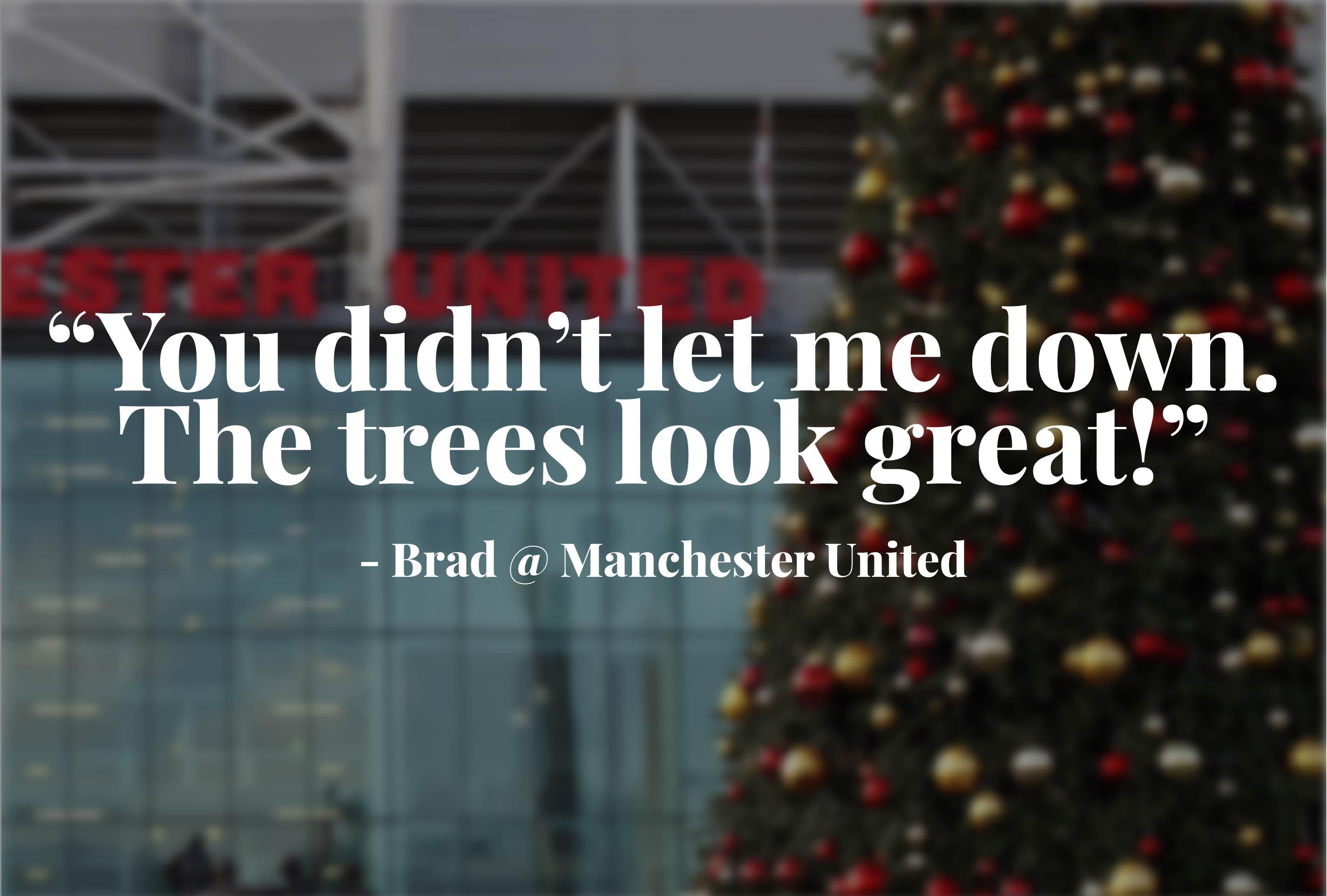 Brad Manchester United