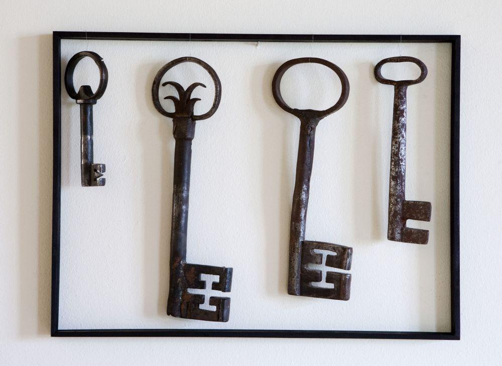Sipilän vanhoja avaimia