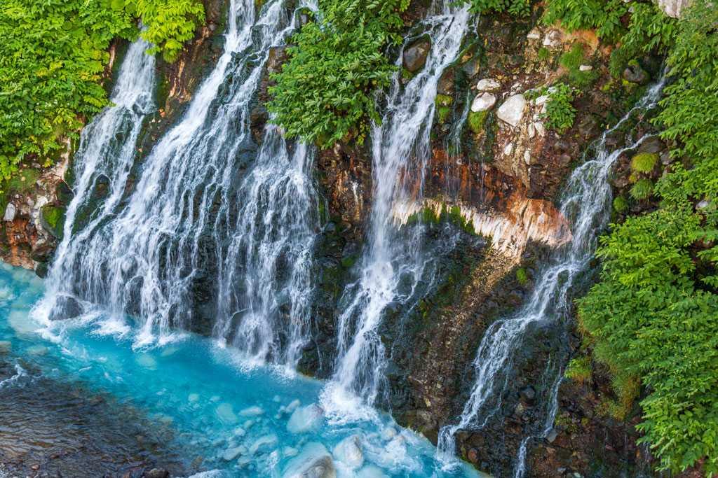 Furano Waterfall