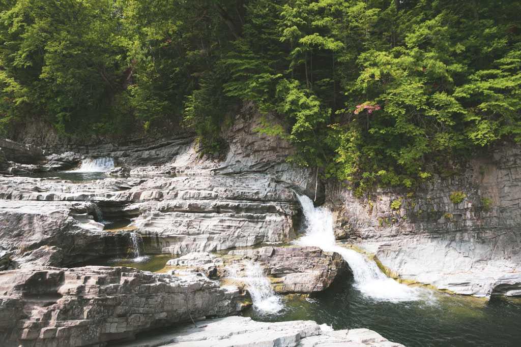 Waterfall furano