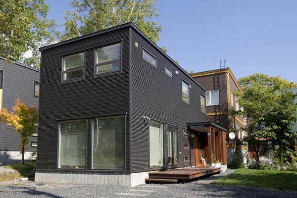 Hirafu Houses featured image