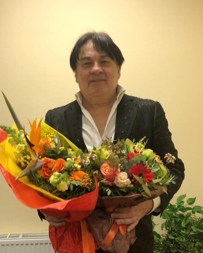 Дочь Александра Серова трогательно поздравила отца с 66-летием