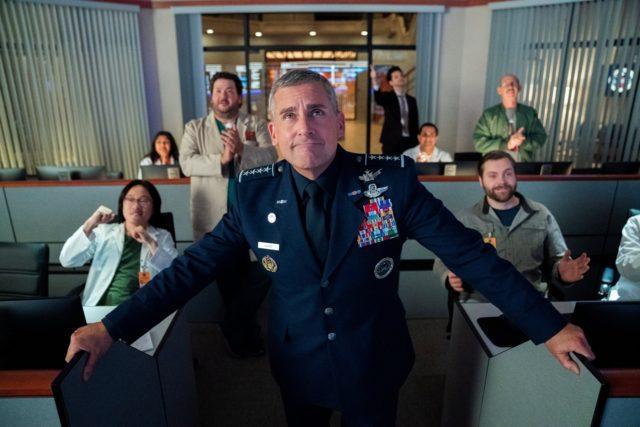 Джон Малкович, Лиза Кудроу, и Алексей Воробьев: сериал «Космические войска» вошел в топ-3 по всему миру