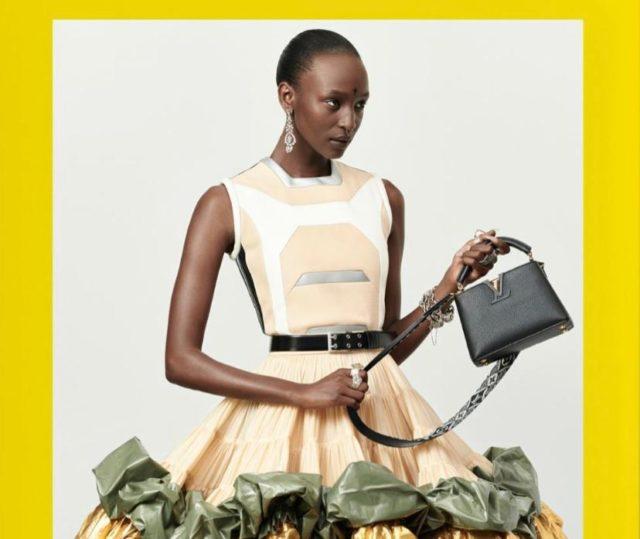 Пышные юбки и бомберы: Louis Vuitton представил новую рекламную кампанию