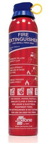 Premium 600g ABC Powder Unit (Red)